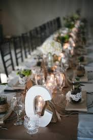 Rustic Table Ls 45 Best Green And Brown Hessian Rustic Wedding Images On