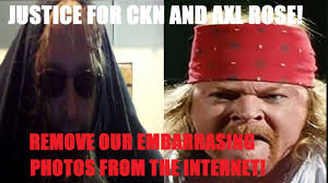 Rose Memes - axl rose wants fat axl meme photo deleted from the internet youtube