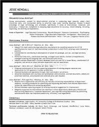 Sample Resume For Secretary by Sample Resume For Attorney 30 Eviction Notice Form Correctional