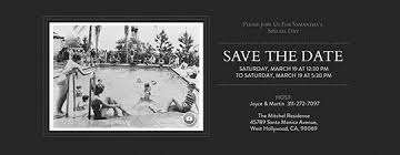 Save The Date Invitation Save The Date Invitations And Cards Evite Com
