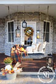 29 best farmhouse fall decorating ideas and designs for 2017