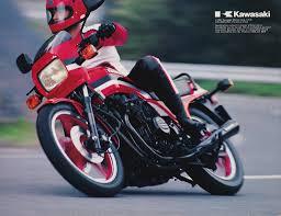 1983 kawasaki gpz 550 once when i was young and foolish i went