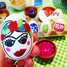 cascarones easter mexican easter egg cascaron decorating history artelexia