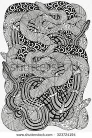 snake ornament stock images royalty free images vectors