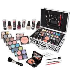 Makeup Kit jumbl carry all trunk makeup kit with reusable aluminum