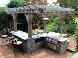 Outdoor Patio Grill Island Kitchen Premade Outdoor Kitchen Barbecue Island Outdoor Bbq