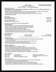Sample Perfect Resume by Resume Build A Perfect Resume