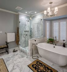 glass block designs for bathrooms bathrooms get the biggest bang for your buck houston chronicle