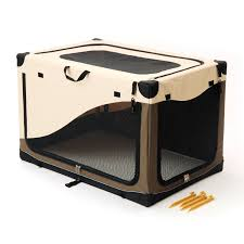 petco home and travel portable canvas crate my pet dream board