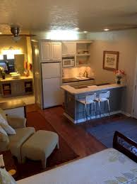 Small Studio Decorating Ideas Best 25 Small Basement Apartments Ideas On Pinterest Small