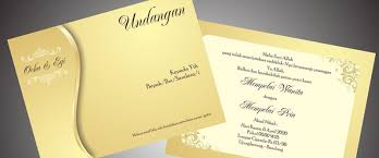 cara membuat surat undangan pernikahan sendiri bali printing cara membuat undangan pernikahan bali printing