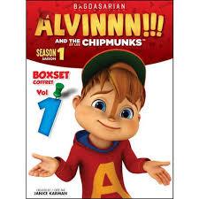 alvin and the chipmunks season 1 box set vol 1 bilingual