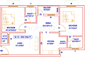850 sq ft 2 bhk 2t apartment for sale in aishwarya home trichy