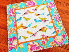 quilted square table toppers jaybird quilts sweetheart table topper free tutorial hexnmore