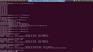 pattern matching using awk exles unix 1 5 awk cut last wc commands video tutorial youtube