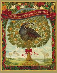 amazon com the twelve days of christmas 9780803733572 laurel
