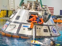 nasa tests crew exit strategy for orion nasa
