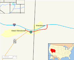 Map Of Nevada And Utah by Interstate 80 Business West Wendover Nevada U2013wendover Utah