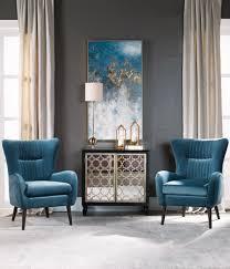 blue furniture uttermost accent furniture mirrors wall decor clocks ls art