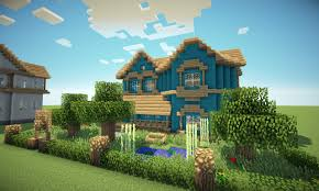 Small Victorian Homes Victorian House In A Different Colour Minecraft Project
