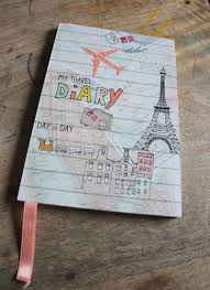 travel diary images My travel diary a5 notebook remake home gift shop jpg