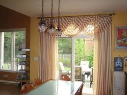 Window Treatment Ideas For Patio Doors Catchy Doors Patio Curtains With Patio Door Window