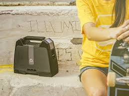 Rugged Boombox This Rugged Boombox Offers Big Sound And Goes Anywhere Deals