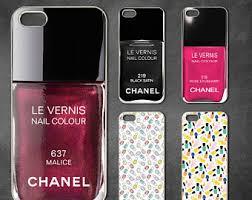nail polish iphone etsy