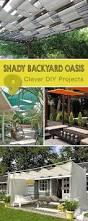 Diy Backyard Shade Diy Pergola Tutorial How To Build Your Own Backyard Shade Diy