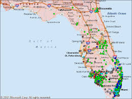 temperature map florida florida water science center groundwater information