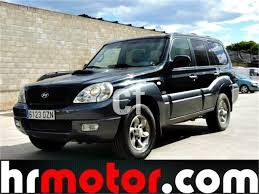 used hyundai terracan cars madrid spain