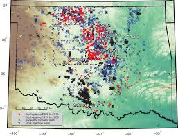 United States Fault Lines Map by Investigating Oklahoma U0027s Earthquake Surge With R And Ggplot2