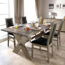 Rustic Oval Dining Table Distressed White Dining Table Conscio Co