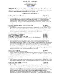 Military Resume For Civilian Job by Lawless Resume 2010