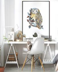 Home Office Modern Desk Accessories Design In Fun Unique Teapot by 50 Owl Home Decor Items Every Owl Lover Should Have