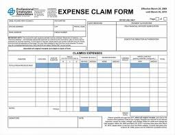 sample business expense spreadsheet with expenditure report