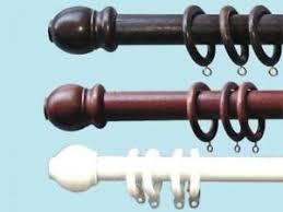 bastoni per tende in legno prezzi scorritenda in legno a strappo 纔 mm 35 cm 160 bastone per tende
