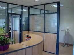 cloisonnette de bureau cloison de bureau cloisons amovibles et plafond suspendu