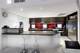 kitchen style white swivel bar stools combination of black white
