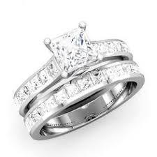 princess cut wedding set princess cut wedding ring wedding corners