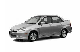 2003 suzuki aerio new car test drive