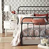 Metal Sleigh Bed Hillsdale Furniture 1655bqr Janis Metal Sleigh Bed Set