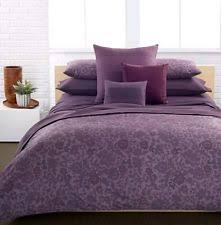 Sateen Duvet Cover King Calvin Klein Cotton Sateen Duvet Covers U0026 Bedding Sets Ebay