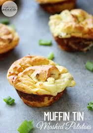 muffin tin mashed potatoes leftover mashed potatoes
