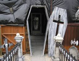five coffin ideas for halloween parr lumber
