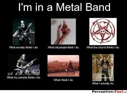 Metal Band Memes - 61 best metal music images on pinterest music heavy metal and quote
