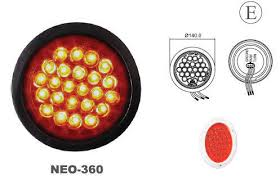 4 inch round led tail lights round tail light view specifications details of led tail lights