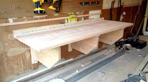 6 Diy Workbench Projects You Can Build In A Weekend Man Made Diy by Building A Folding Shop Workbench Make