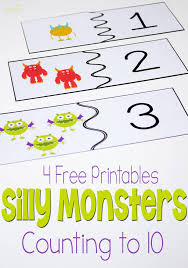 25 number recognition activities ideas