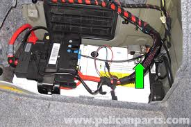 bmw e90 battery replacement e91 e92 e93 pelican parts diy